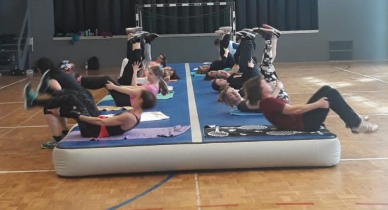 2. Fitnesstag beim TSV