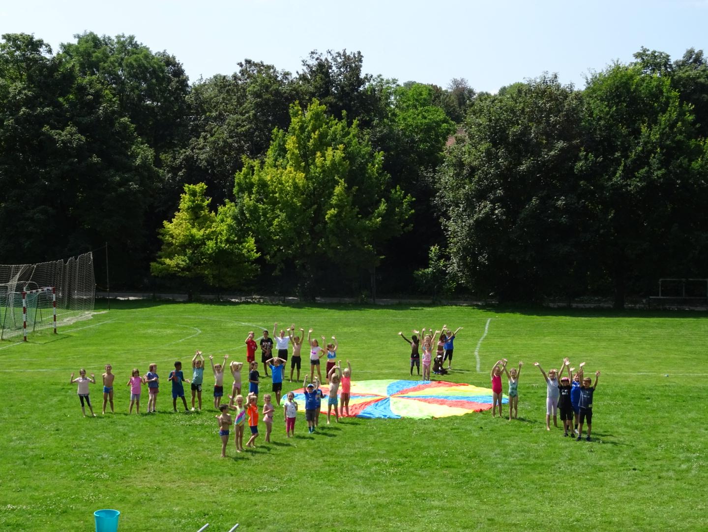 Ferienspaß 2021: Spiel, Sport und Spaß beim TSV