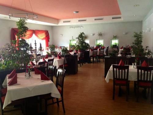 Großer Restaurantraum